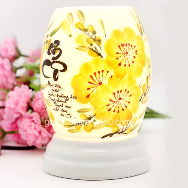đèn xông tinh dầu chữ ơn cô - quà tặng ngày 20 tháng 11